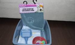 Hi, I have lots of kitty items for sale at great prices. FREE GIFT WITH EVERY PURCHASE - Can Deliver GTA for a small fee Litter boxes, scratching posts, toys, kitty caps, dishes, brushes & so much more. All proceeds will go towards a cat rescue who is non